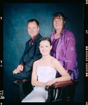 Negative: Marian College Leavers Ball 2001