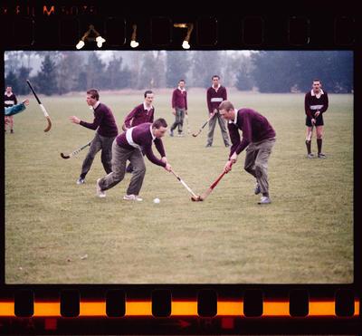 Negative: Burnham Sports Day 1982
