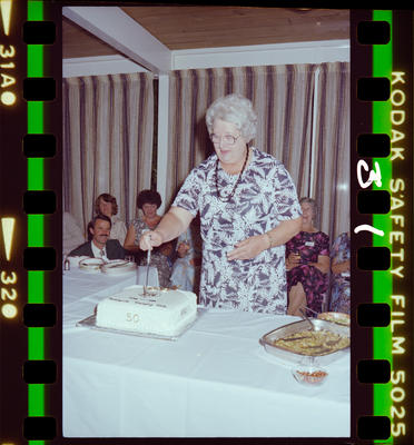 Negative: Banks Peninsula Tramping Club 50th Anniversary 1982