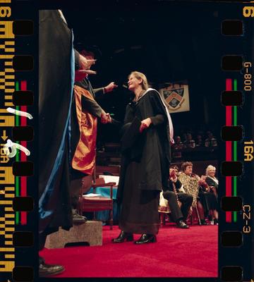 Negative: Lincoln Graduation 1999