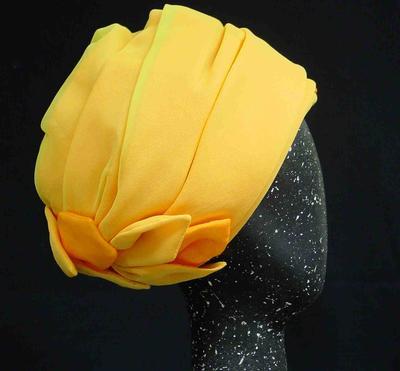 Hat: Woman's turban