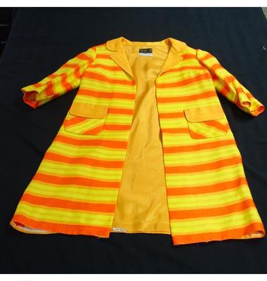 Coat, woman's ensemble
