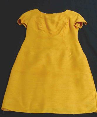 dress, part of ensemble