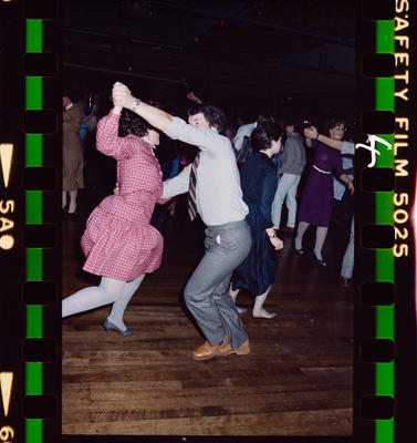Negative: Antonio Hall Ball 1982