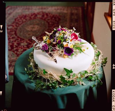 Negative: Bonnie Parker's Wedding