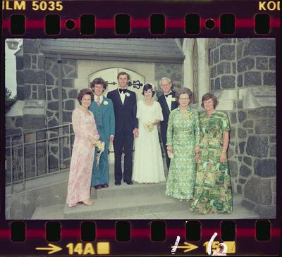 Negative: Koller-Govan Wedding