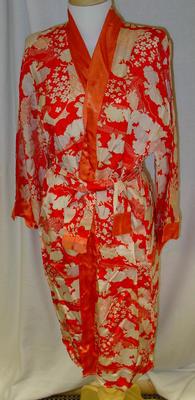Kimono: Silk