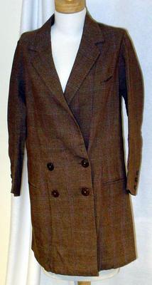 Jacket: Tweed