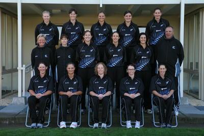 Digital Photograph: Women's Cricket 2006