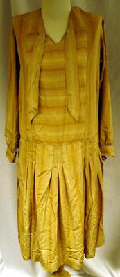 Dress: Silk
