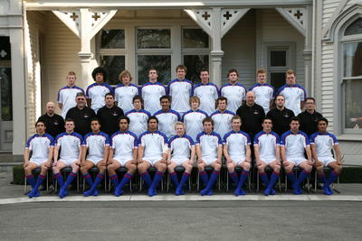 Digital Photograph: Southern Regions Rugby 2008