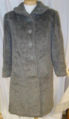 Coat: Teddy Bear Fur