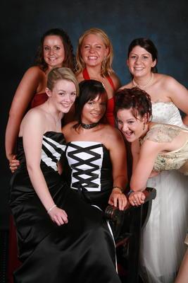 Digital Photograph: Marian College Ball 2005