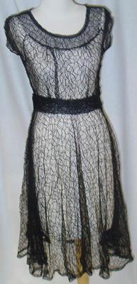 Dress: Valenciennes Lace