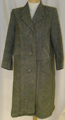 Jacket: Tweed
