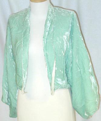 Jacket: Velvet