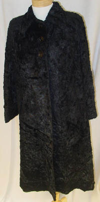 Coat: Fur
