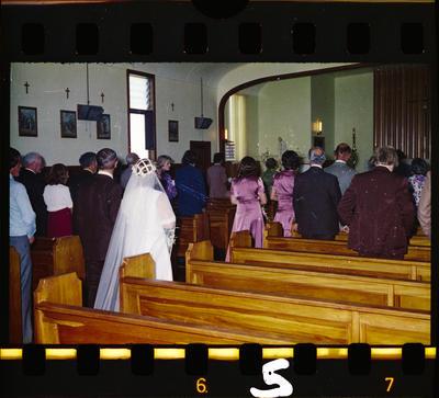 Negative: Radley-Innes Wedding