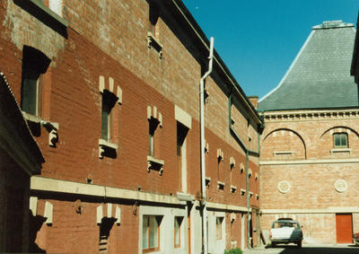 Colour Photograph: Ward's Brewery, Fitzgerald Avenue, 1985