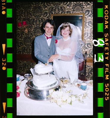 Negative: Daldorf-Gray Wedding