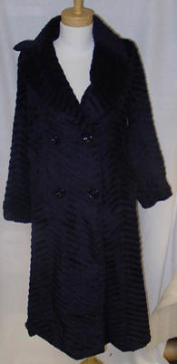 Coat: Fur Fabric