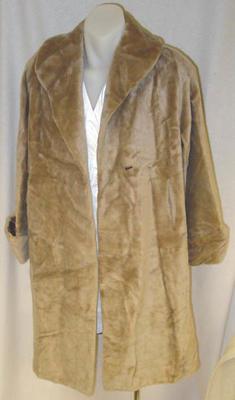 Coat: Teddy Bear