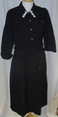 Dress: Shadow-Check