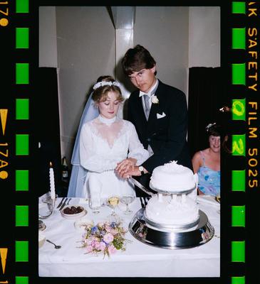 Negative: Hughes-Van Daldezen Wedding