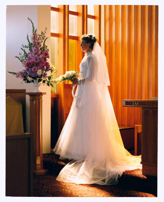 Negative: Carter-Price Wedding