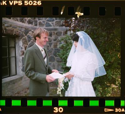 Negative: McMillan Wedding