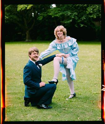 Negative: Neil-Murray Wedding