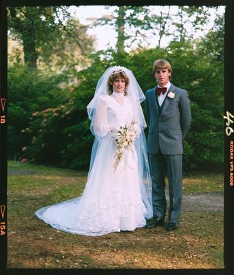 Negative: Mackay Wedding