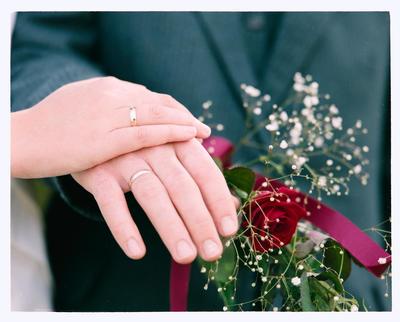 Negative: Reiche-Skoropada Wedding