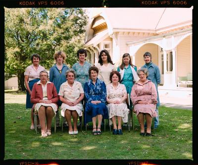 Negative: CBHS Adams House Staff 1984