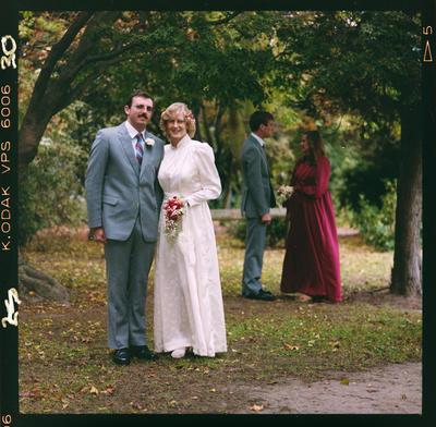 Negative: Baker-Kopier Wedding