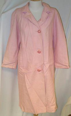 Coat: Summer