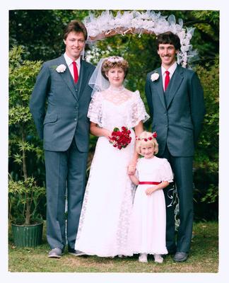 Negative: Duwerling-Secker Wedding