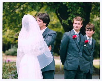 Negative: Duke-Mentink Wedding