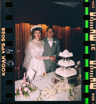 Negative: Chilton-Duckmanton Wedding