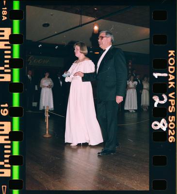 Negative: Marian College Debutante Ball 1985