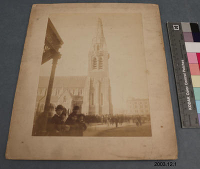 Photograph: Christchurch Cathedral