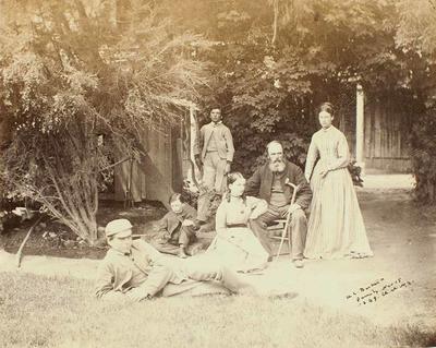 Photograph: Barker Family