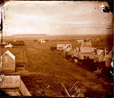 Glass Plate Negative: Panorama, Number Seventeen