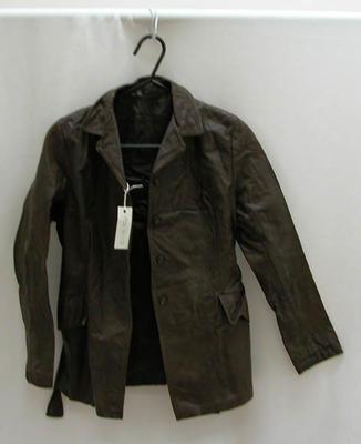 Jacket, Leather