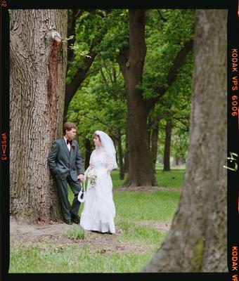 Negative: Parker-Jennison Wedding