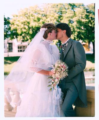 Negative: Stokes-Washington Wedding