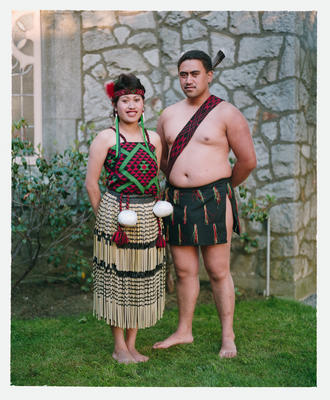Negative: Ngā Pōtiki Club Members