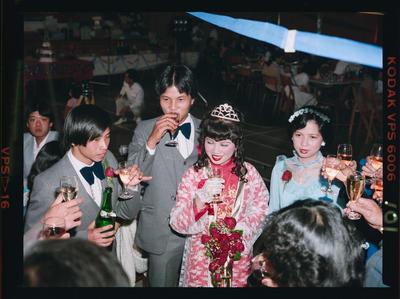 Negative: Hang-Nguyen Wedding