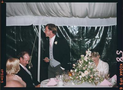 Negative: Clifford-Wood Wedding