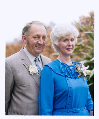 Negative: Hamilton-Glassford Wedding
